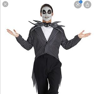 Jack from nightmare before Christmas costume